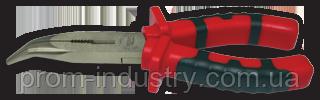 Плоскогубцы изогнутые 200 мм TITACROM BIMAT