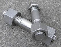 Шпилька М12  для фланцевых соединений ГОСТ 9066-75 из нержавеющих сталей