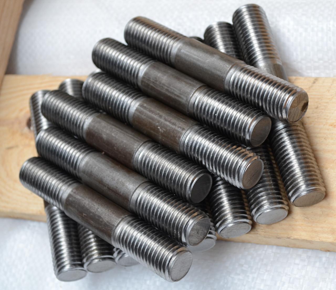 Шпильки для фланцевых соединений гост 9066-75 и другие, цена 100.