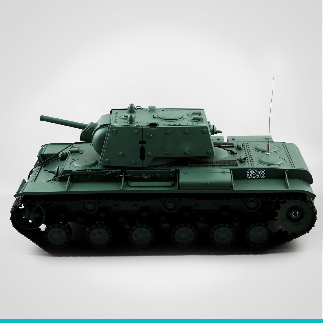 Танк Ehkranami KV-1S