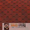 ТМ TEGOLA TOP SHINGLE SMALTO - битумная черепица (ТМ Тегола ТОП ШИНГЛ Смалто) упaк.- 3 м2.