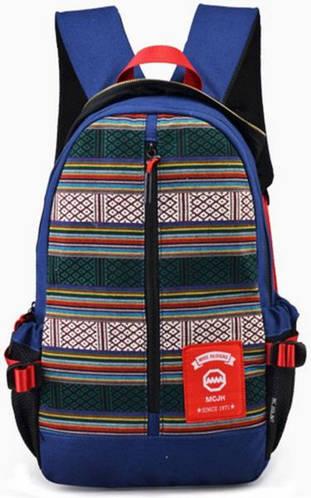 Замечательный городской рюкзак 12 л. MCJH 7025-21 синий