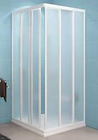 Дверь раздвижная для душ. кабины Ravak Supernova ASRV3-75 белый/прозрачное 15V30102Z1, 740х1880 мм