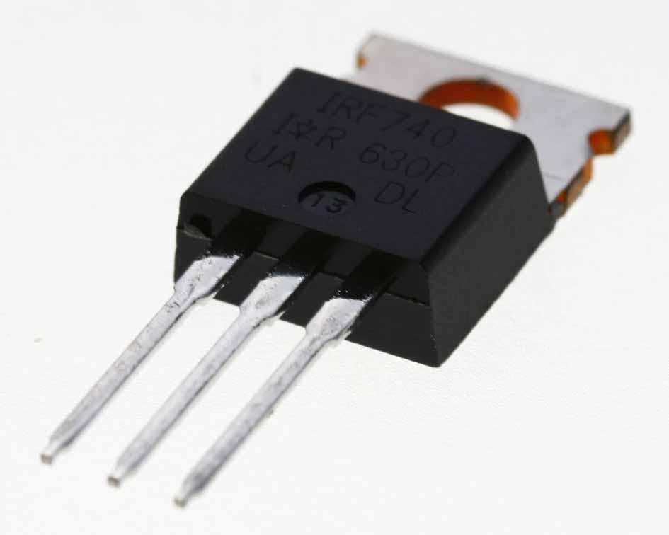 Транзистор IRF740 IRF740PBF TO220