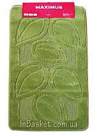 """Комплект ковриков для ванной """"Green Leaf"""""""