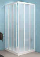 Дверь раздвижная для душ. кабины Ravak Supernova ASRV3-80 белый/прозрачное 15V40102Z1, 790х1880 мм