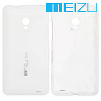 Задняя крышка батареи для Meizu MX2, оригинал (белая)