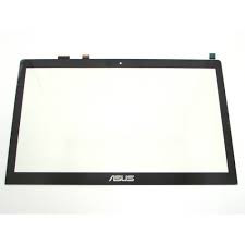 Сенсорное стекло тачскрин для ноутбука Asus VivoBook S551 5345S FPC-1 15.6 Black