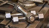 Шпилька М16 для фланцевых соединений ГОСТ 9066-75 из нержавеющих сталей, фото 1