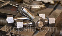 Шпилька М16 для фланцевых соединений ГОСТ 9066-75 из нержавеющих сталей