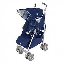 "Коляска-трость «Maclaren» ""Techno XLR"" (WSE15052), цвет ""Medieval Blue / Soft Blue"""