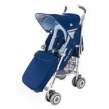 "Коляска-трость «Maclaren» ""Techno XLR"" (WSE15052), цвет ""Medieval Blue / Soft Blue"", фото 2"