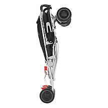 "Коляска-трость «Maclaren» ""Techno XT"" (WM1Y070092), цвет ""Black / Silver"", фото 2"