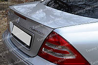 Спойлер Mercedes W203  (спойлер на крышку багажника Мерседес W203)