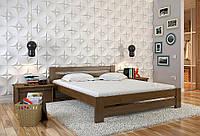 Кровать деревянная односпальная Симфония