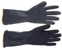 Перчатки кислотощелочостойкие
