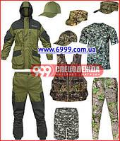 Камуфляжная одежда для рыбалки, охоты и активного отдыха