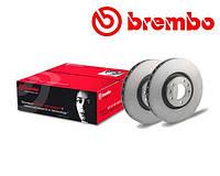 Тормозной диск передний BREMBO для Форд Фокус 2