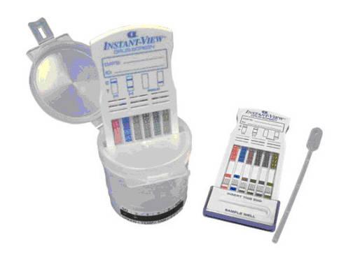 Экспресс-тест для определения 10 наркотиков SNIPER 10, фото 2