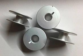 Шпуля с прорезью 55623A (jin)  алюминий