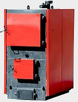Промышленный твердотопливный котел на дровах Колви 150 квт
