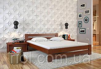 Ліжко дерев'яна полуторне Симфонія