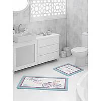 Набор ковриков для ванной Marie Сlaire Bonjour мульти 57*100 + 57*57