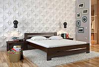 Кровать деревянная двуспальная Симфония