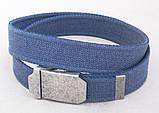 Тканевый пояс для джинс, фото 2