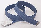 Тканевый пояс для джинс, фото 3