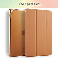 Чехол Zoui (оригинал) для iPad Air 2 - коричневый матовый