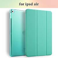 Чехол Zoui (оригинал) для iPad Air - зеленый (ментол) матовый