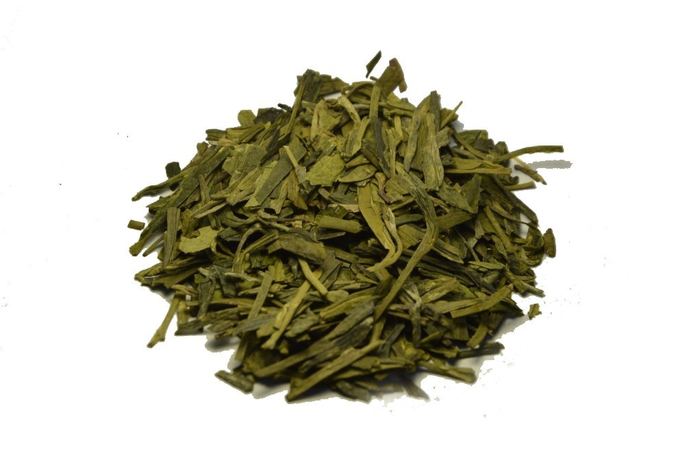 Китайский элитный чай Лун Цзин Высший сорт