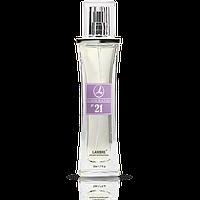Женская парфюмированная вода 50 мл от LAMBRE №21