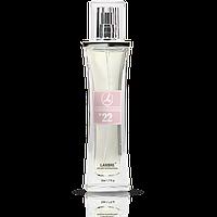Женская парфюмированная вода 50 мл от LAMBRE №22
