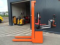 Б/У Штабелер электрический поводковый 1250 KG STILL 2012р-акам/бат 3,3м