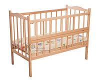Как собрать детскую кроватку для новорожденных КФ. Производитель Харьковская кроватная фабрика.