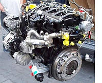 Двигатель контрактный RENAULT MASTER OPEL MOVANO 2.5 DCI