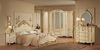 Спальня Pistolesi Fr.lli, Mod. BAROCCO Laccata (Італія)