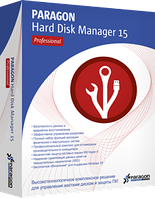 Paragon Hard Disk Manager 15 Business (Russian) (Paragon Software Group)