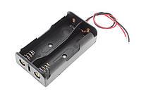 Батарейный акумуляторный отсек на 2 х 18650