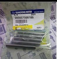Шплинт 6х60мм натяжителя цепи (пр-во SsangYong) 000007008106