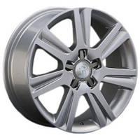 Литые диски Replay Audi (A39) W7 R16 PCD5x112 ET35 DIA57.1 silver