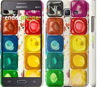 """Чехол на Samsung Galaxy J7 J700H Палитра красок """"2837c-101"""""""