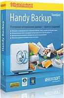 Handy Backup Standard для бэкапа Oracle (Новософт)