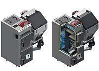 Твердотопливный котел Defro Sigma UNI (Дефро Сигма Уни) с автоматической подачей топлива 24 кВт