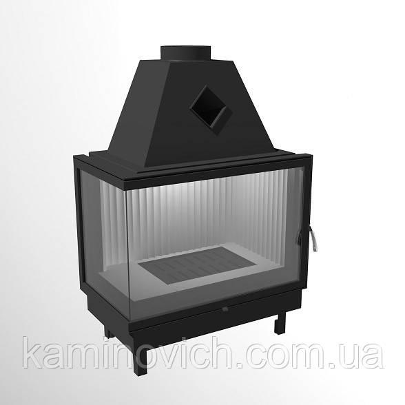 Каминная топка ROBI REN Air Term 12 kW Corner Akubet - KAMINOVICH  в Кривом Роге