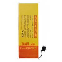 Батарея (акб, аккумулятор) Avalanche для iPhone 5 (1440 mAh), #ALMP-P-AP.iP5CP1440, оригинал