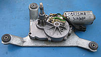 Моторчик стеклоочистителя крышки багажника от Mitsubishi Carisma хетчбек, 1996 г.в. 0390201528, MB952197