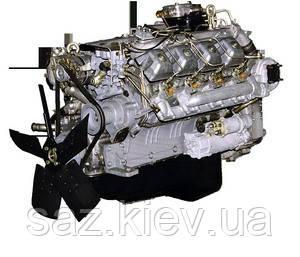 Двигатель с оборуд. в сб. (240 л.с) Е-1 (пр-во КАМАЗ)
